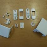 Náhradní dily a komponenty pro žaluzie