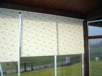 Látkové okenní rolety